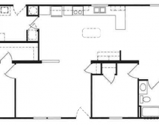 Skyline Single Family Home Floor Plan